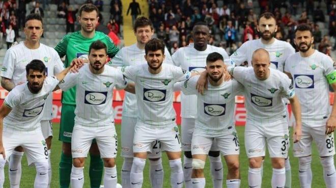 Akhisarspor 4 haftadır kazanamıyor!