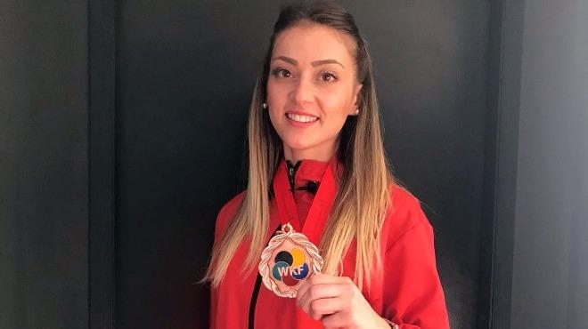 Karate Milli Takımı Fas'ta 9 madalya kazandı