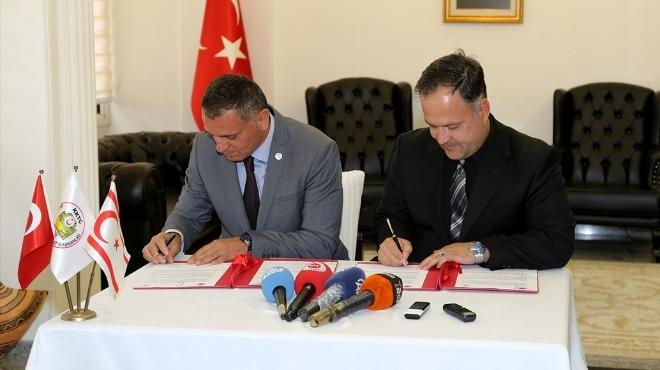 Su altı sporlarında iş birliği! Türkiye ile KKTC...