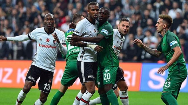 Akhisarspor - Beşiktaş maçı biletleri satışa çıktı