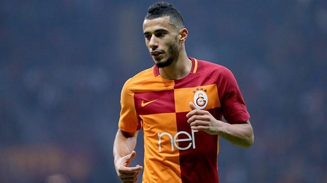 Belhanda Süper Lig kariyerinde 3.kez kırmızı kart gördü! 34 maç..