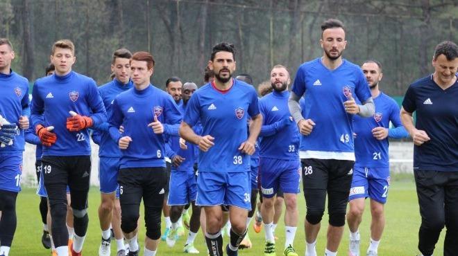 Kardemir Karabükspor'dan Süper Lig'e 4. kez veda