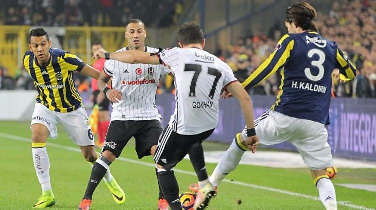 Beşiktaş, kupada Fenerbahçe'yi eleyebilir mi?