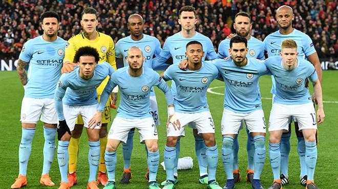 İngiltere'de Manchester City, Fransa'da PSG ipi göğüsledi!