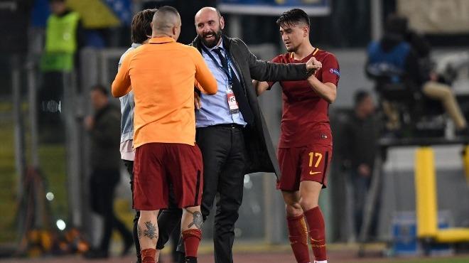 Monchi, Cengiz Ünder'e güveniyor: 'Liverpool'a karşı...'