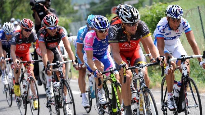 """Bisikletçiler """"tarih için"""" yarışıyor"""