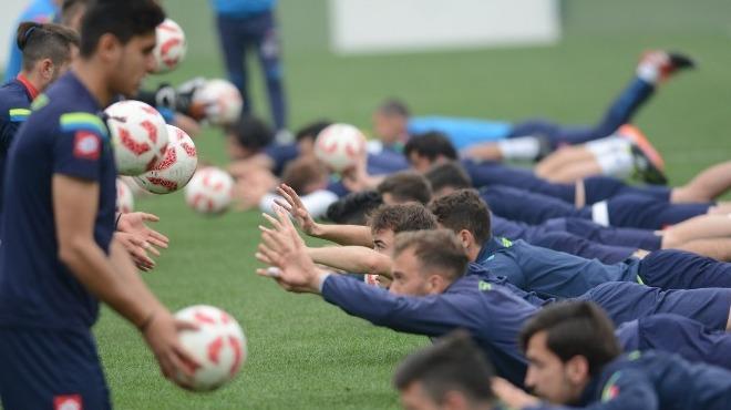 Manisa BBSK, 12 Bingölspor maçı hazırlığında
