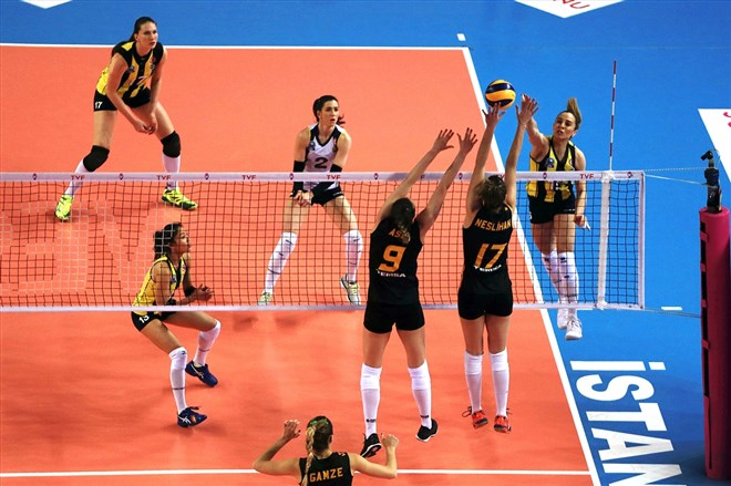 Fenerbahçe, play-off üçüncülük serisi ilk maçında Galatasaray'ı mağlup etti
