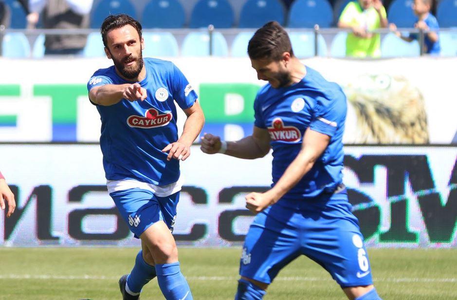 """Vedat Muric: """"Rizespor'u layık olduğu yere getireceğiz"""""""