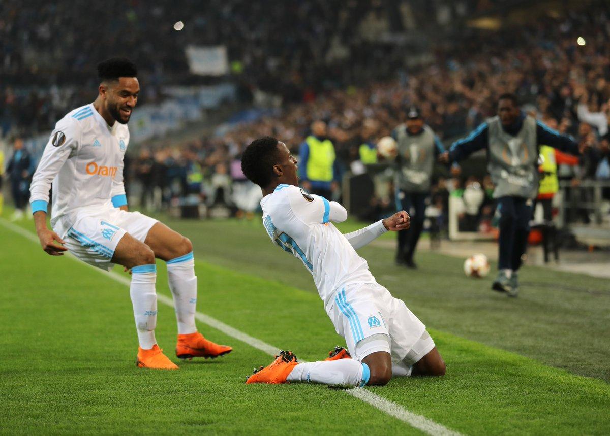 Gol düellosunda turlayan Marsilya oldu!