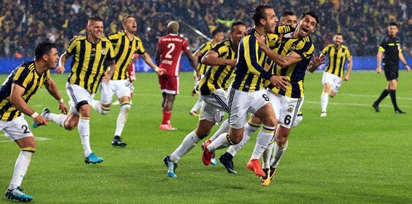 Derbilerde Fenerbahçe'ye Kadıköy'de yan bakılmıyor