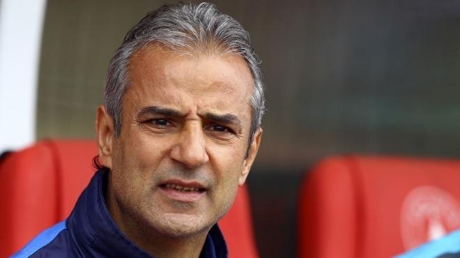 İsmail Kartal: Süper Lig'e direkt çıkma hedefindeyiz
