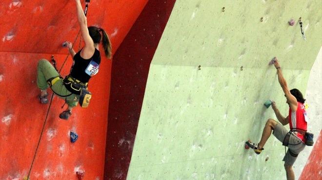 Malatya'da tırmanış heyecanı başladı!