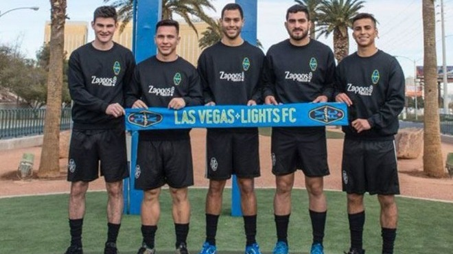 Las Vegas Lights sponsorunu duyurdu, büyük tepki yağdı!