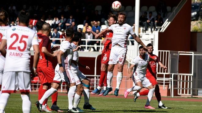 Gümüşhanespor: 4 - Kahramanmaraşspor: 0