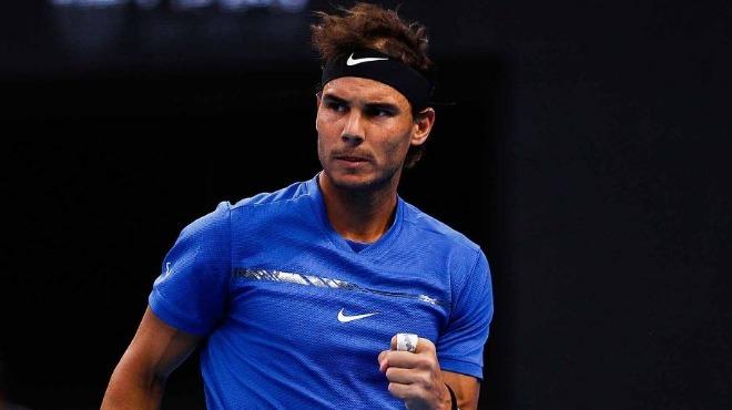 Rafael Nadal'dan Federer'e gönderme