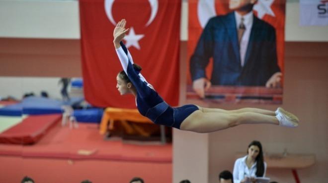 Türkiye, Avrupa Trampolin Cimnastik Şampiyonası'nda 6. oldu