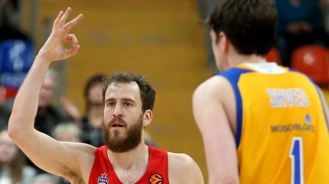 CSKA Moskova seride öne geçti