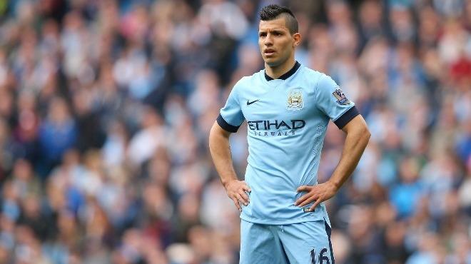 Agüero'den Manchester City'ye kötü haber!
