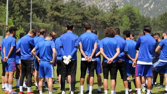 Kardemir Karabükspor, Bursaspor maçına hazırlanıyor