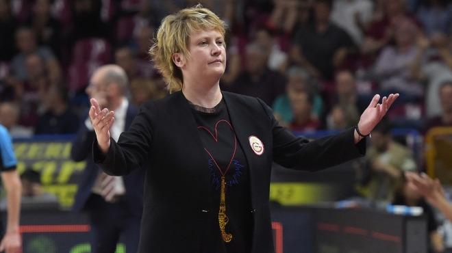 Marina Maljkovic: Takım olarak oynayınca yenemeyeceğimiz takım yok