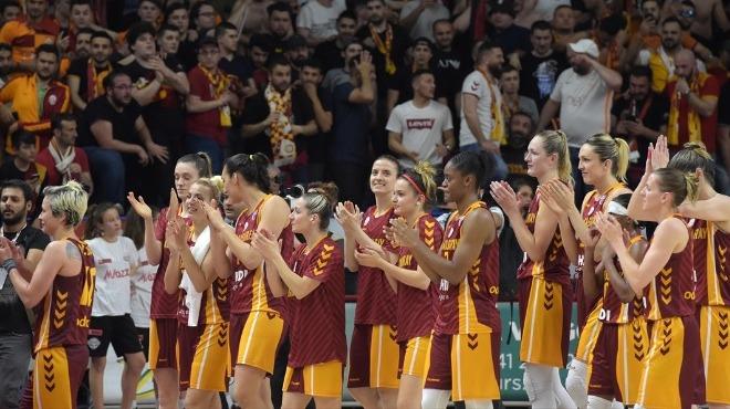 Galatasaraylı basketbolculardan kupa yorumu