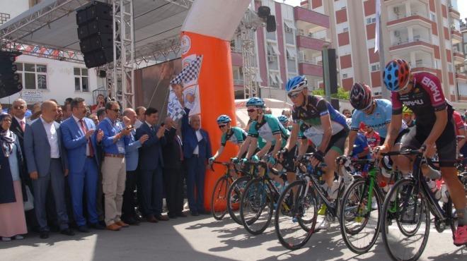 4. Mersin Uluslararası Bisiklet Turu başladı