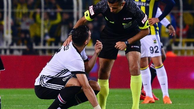 'Pepe'nin aldığı cezanın 1 maça inmesini eleştirdik'