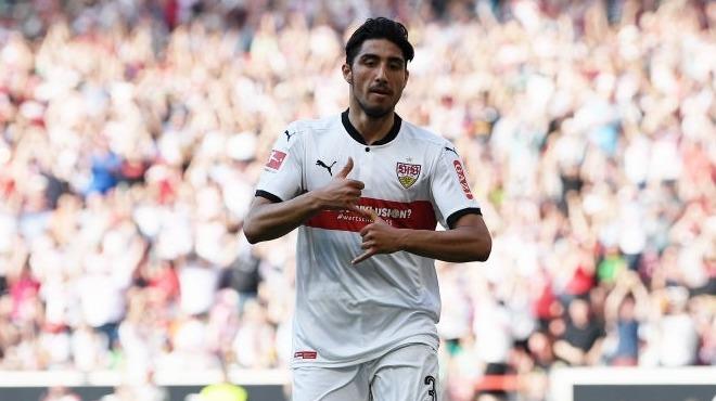 Berkay Özcan ilk golünü attı, Stuttgart kazandı