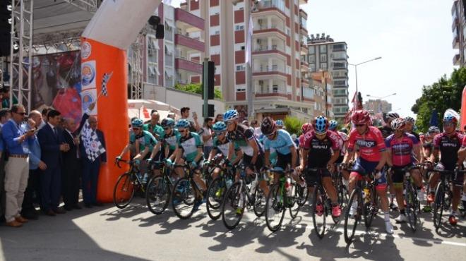 4. Mersin Uluslararası Bisiklet Turu tamamlandı