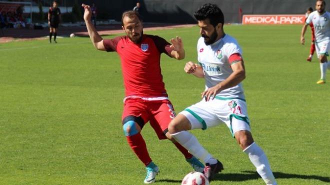 Elaziz Belediyespor: 1 - Cizrespor: 2