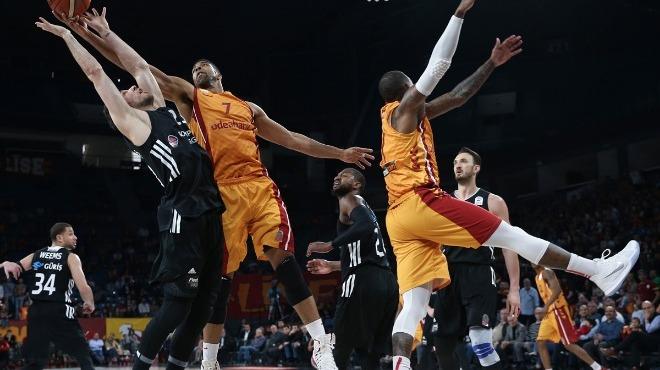 Galatasaray potada Beşiktaş'ı geçti