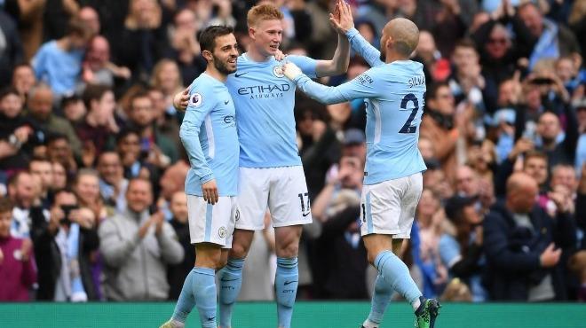 M. City üst üste en çok maç kazanan takım 18 kez