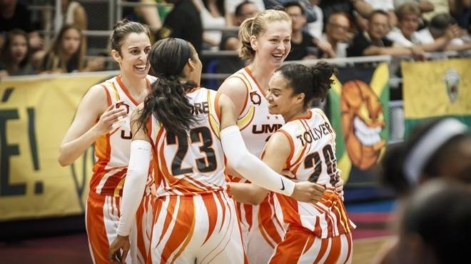 FIBA Kadınlar Avrupa Ligi'nde şampiyon Ekaterinburg