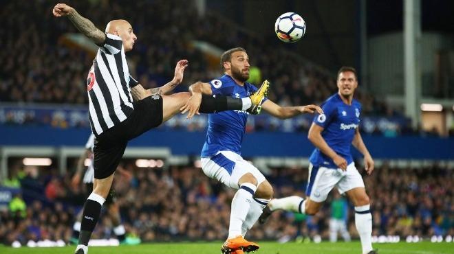 24.04.2018 Everton - Newcastle United 1-0 Premier Lig Maç Özeti
