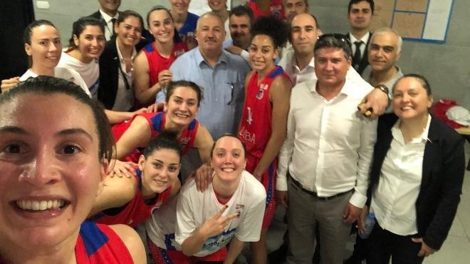 Mersin Büyükşehir Belediyespor yarı finali istiyor