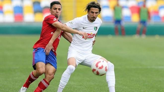 Denizlispor'un golcüsü Mehmet Akyüz: 'Keşke Fatih Tekke'yi 18 yaşında tanısaydım!'