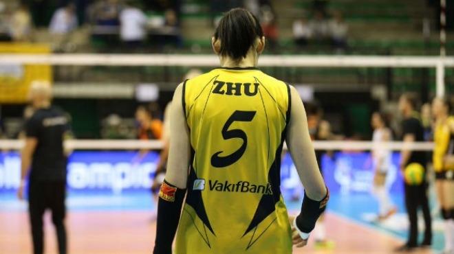 Final serisinin en değerli oyuncusu Ting Zhu seçildi