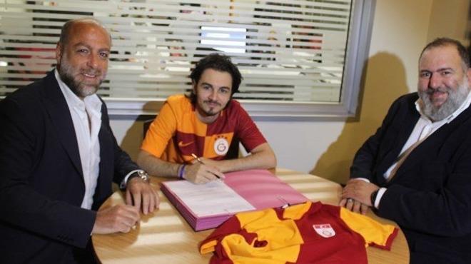 Galatasaray ESpor, TomassonGOD'a imza attırdı!