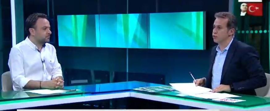 CNN Türk ekranlarında yeni bir spor programı! Uğur Meleke ve Cem Yılmaz ile 'Gündem Spor'...