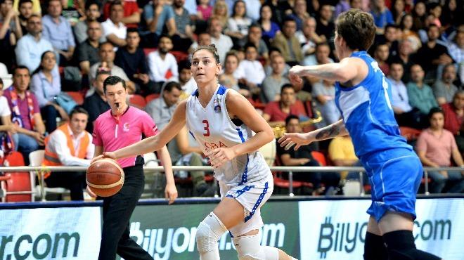 Hatay Büyükşehir Belediyespor yarı finale yükseldi