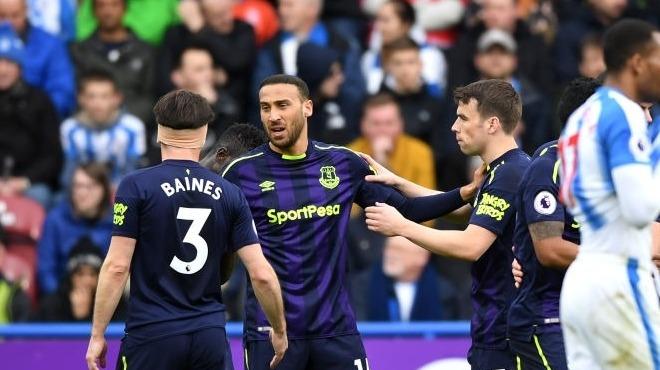 Video - Açılışı Cenk Tosun yaptı, Everton kazandı