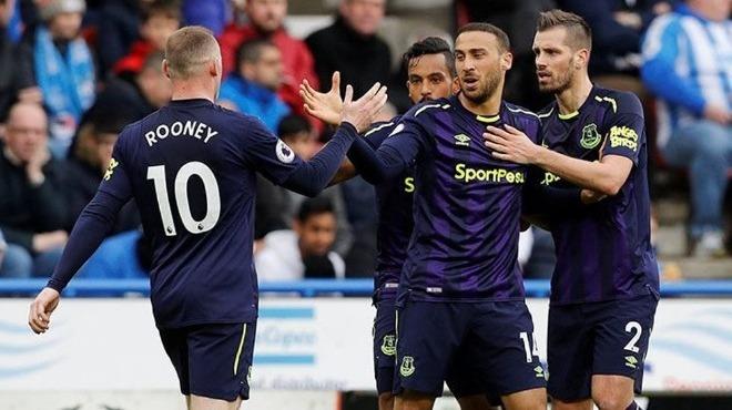 28.04.2018 Huddersfield Town – Everton 0-2 Premier Lig Maç Özeti
