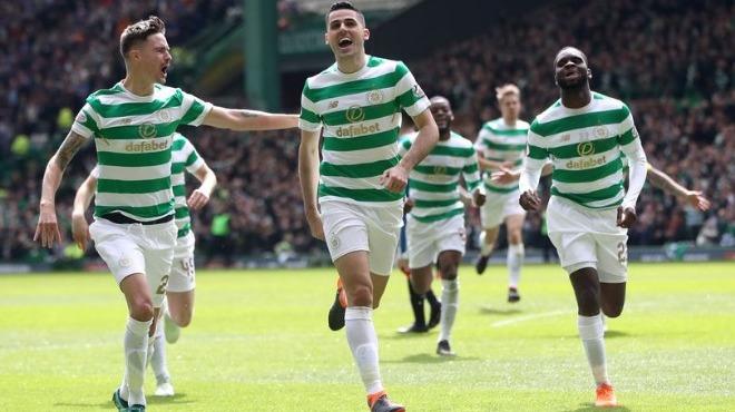 Celtic üst üste 7. kez İskoçya Şampiyonu!