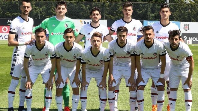 U21 Süper Ligi'nde şampiyon Beşiktaş!