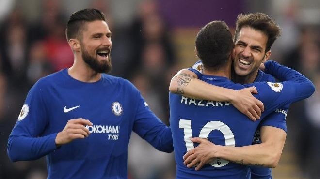 28.04.2018 Swansea City – Chelsea 0-1 Premier Lig Maç Özeti