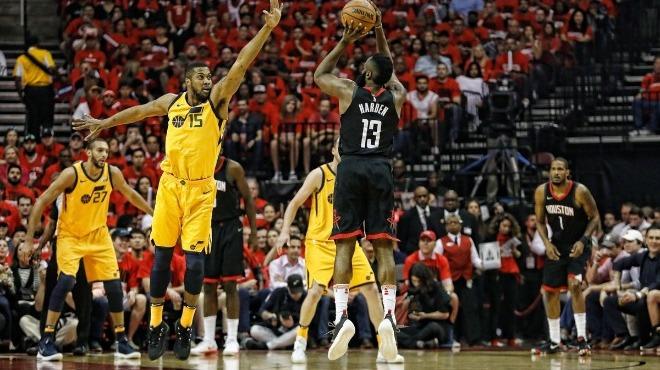 Houston Rockets seride 1-0 öne geçti!