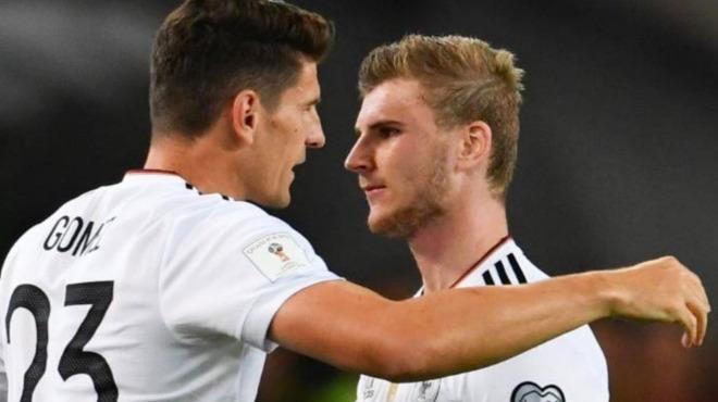Mario Gomez, Timo Werner'in gerisinde kaldı! Kim seçilecek?