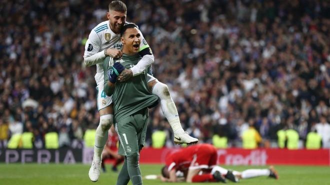 Real Madrid, Keylor Navas ile sözleşme yeniledi