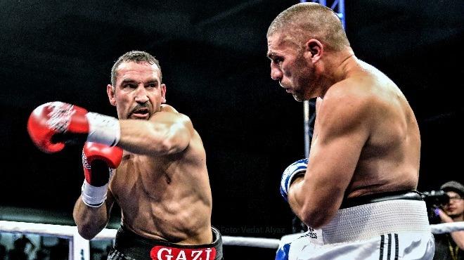 Fırat Arslan Trabzon'da ringe çıkıyor